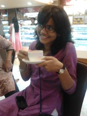 Ankita's  happy wala birthday...!!!!! :) :D