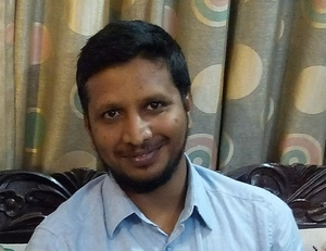 Mansoor Ahmed Shariff Travel Blogger