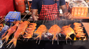 3 Days Koli Seafood Festival Versova, Mumbai