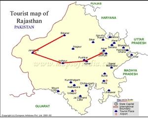 Rucksack & Rajasthan