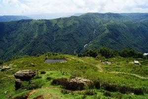 Places to visit in Meghalaya:Jaiñtia Hills