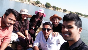 When Three Days Were Not Enough For Us - Jaisalmer (Part 2)