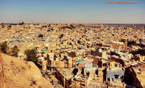 Havelis In Jaisalmer : A Photo Tour