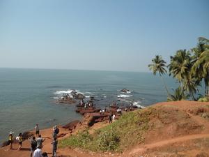 Backpacking across Goa