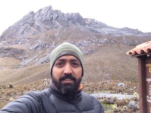 Arjun Nambiar Travel Blogger