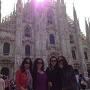 Alia Sarah Zainal Travel Blogger