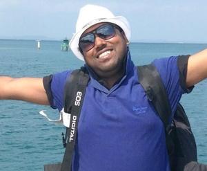 Indraneel Travel Blogger