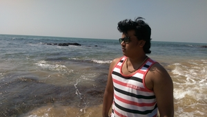 Anudeep Reddy Travel Blogger