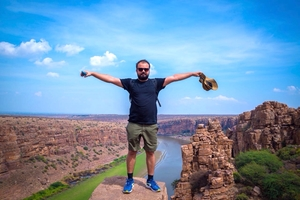 2D 1N Trip to Gandikota - Grand Canyon of India