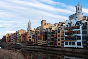Embracing history In Girona