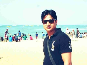 saad khan Travel Blogger