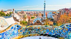 My travel To Barcelona