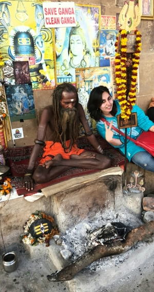 My soul-o trip to Banaras