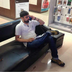 Pratik Patel Travel Blogger