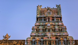 3 Tamil cities in 3 days: Day 2 and 3