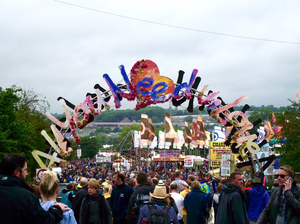 Music, Mud and Merriness: Glastonbury Festival