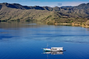 Komodo Boat Trip- Lombok to Flores(or not!)