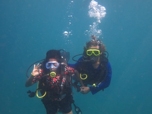 Scuba-diving at Netrani Island, beach fun at Murudeshwar and Gokarna