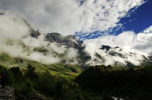 The Valley of Flowers, Uttarakhand