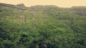 An unforgettable Trek to Prabalgad, Maharashtra
