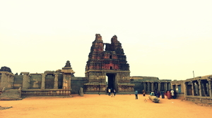 Majestic, Mystical, Magical Hampi…