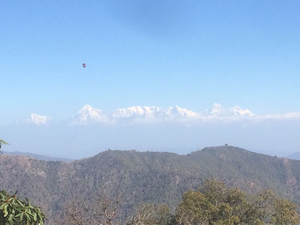 Trekking in Ramgarh