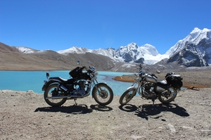Nepal - Sikkim Motor Bike Ride -2013