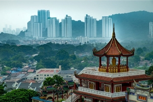 Places To Visit In Penang Hill