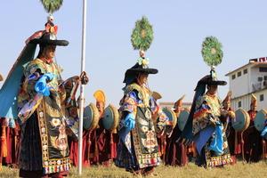 Losar New Year (Tibetans Festival)