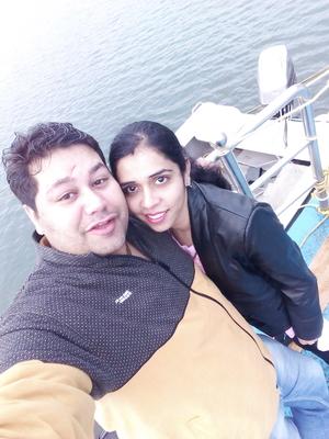 Nitesh tharwani Travel Blogger