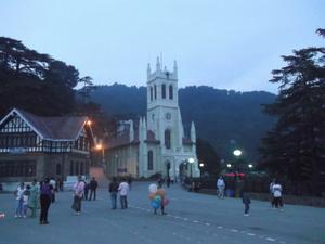 Shimla: A Mesmerizing Spot