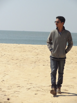 Nishanth Kulkarni Travel Blogger