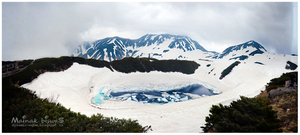 Japan Alps: The Snow-Corridor