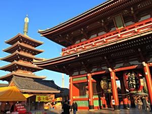 Tokyo (part 1 of 6): Asakusa-Odaiba-SkyTree