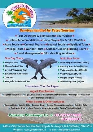 Yatro Tourism Travel Blogger