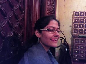 Dipanwita Chatterjee Travel Blogger