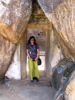 Sushmita Chatterjee Travel Blogger