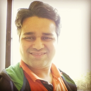 Vishal Shanbhag Travel Blogger