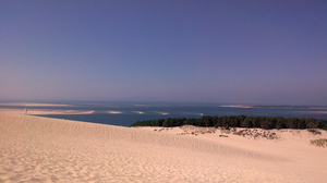 Sand Dune in France