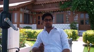 Salman Ahmad Travel Blogger