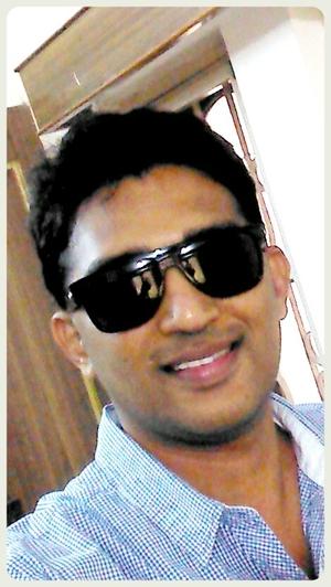 Ajay Rao Travel Blogger