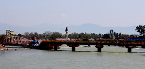 Escaping to calmness... Haridwar and Rishikesh...