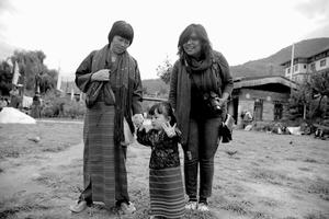 "Bhutan ~ Where People Define ""Happiness"""