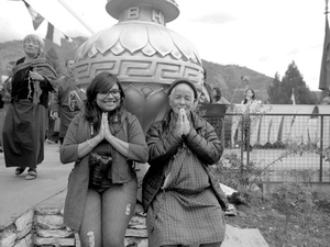 "Bhutan ~ Where People Define ""Happiness"""