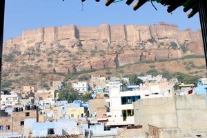 Jodhpur and the Amazing Blues....