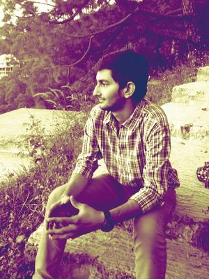 Anshul Gawaria Travel Blogger
