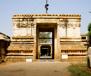 Bhoga Nandeeshwara Temple - the little explored foothills of Nandi.