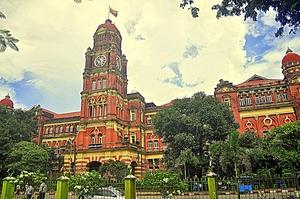 Yangon's Colonial Legacy