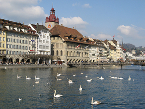 Once Upon A Day in Lucerne: A Photo Essay