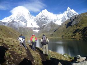 Cordillera Huayhuash, Peru : Trekking & Hiking Tour